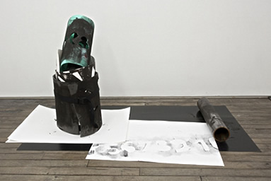 New contemporary sculpture: Nora Schultz